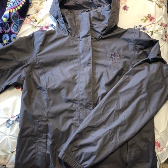 eabf6a28e The North Face Dryvent Rain Jacket with Hood